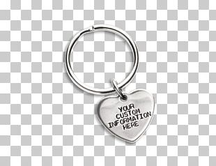 Key Chains Silver Body Jewellery PNG