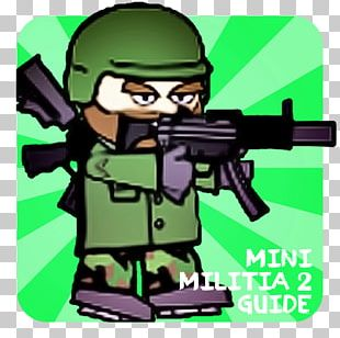 Doodle Army 2: Mini Militia Android Game PNG
