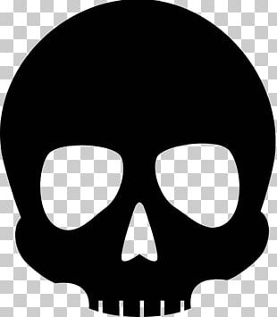 Scalable Graphics Computer Icons Human Skull Symbolism PNG