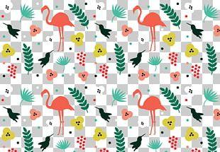 Tropics Pattern PNG