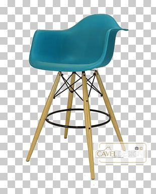 Eames Lounge Chair Bar Stool Furniture PNG