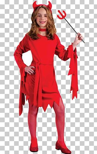 Halloween Costume Child Devil PNG