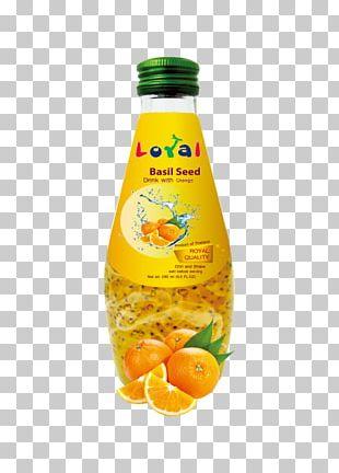 Apple Cider Vinegar Orange Drink Orange Juice Food Vitamin PNG