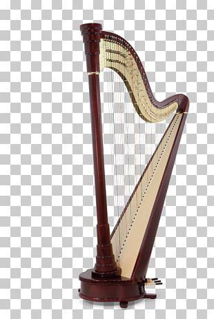 Camac Harps Musical Instruments Celtic Harp String Instruments PNG