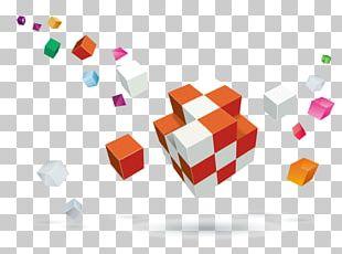 Cube Element Euclidean PNG