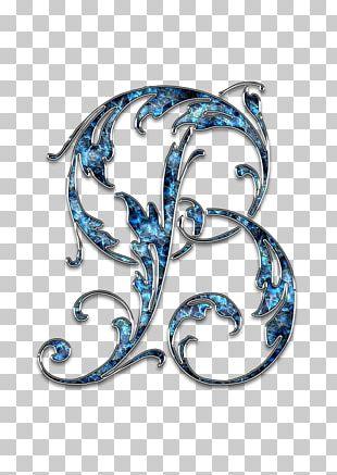 Letter Alphabet Initial Font PNG