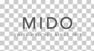 Mido Watch Jewellery Brand Strap PNG