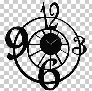 Pendulum Clock Mantel Clock Balloon Clock PNG