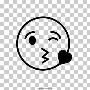 Coloring Book Drawing Smiley Black And White Nose PNG