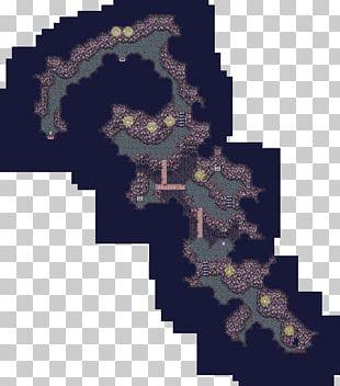 Final Fantasy VI Font Pattern Map PNG