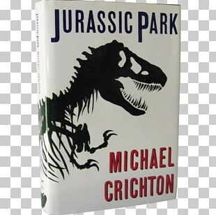 Jurassic Park The Lost World Book Cover Novel PNG