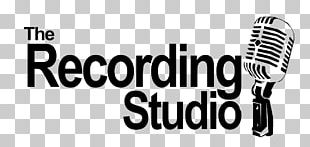 Microphone Logo Recording Studio Sound Recording And Reproduction PNG