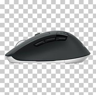 Computer Mouse Macintosh Logitech M557 Optical Mouse
