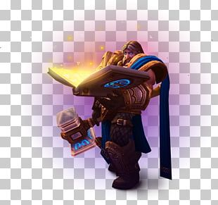 Heroes Of The Storm Game Uther The Lightbringer World Of Warcraft Multiplayer Online Battle Arena PNG