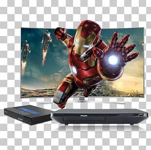 Iron Man TLT Technologies Group Sdn. Bhd. 1080p Set-top Box 4K Resolution PNG