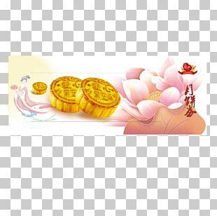 Mooncake Bxe1nh Mochi Mid-Autumn Festival PNG