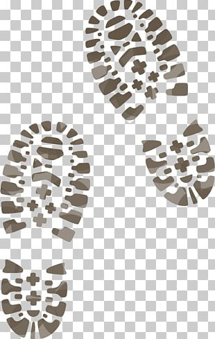T-shirt Hiking Boot Footprint PNG