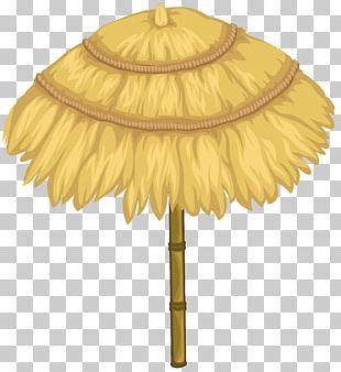 Thatching Umbrella Roof Palapa PNG