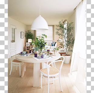 Table Interior Design Services House Window Dining Room PNG