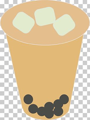 Iced Tea Rock Candy Plant Milk PNG
