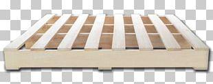 Bed Frame Line Furniture Angle PNG