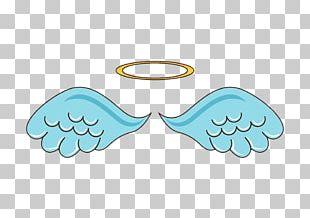 Doodle Angel Illustration PNG