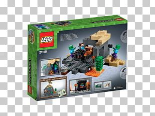 Lego Minecraft Toy Amazon.com PNG