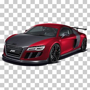 2018 Audi R8 Coupe Sports Car Volkswagen PNG