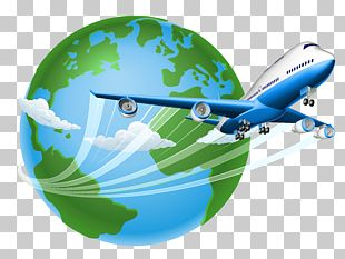 Flight Package Tour Airplane Travel Airline PNG