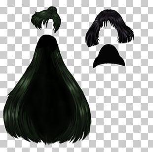 Black Hair Hair Coloring Wig Long Hair PNG