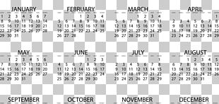 Calendar Date 0 Stock Photography Public Holiday PNG