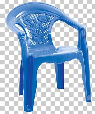 Garden Furniture Chair Plastic Table PNG