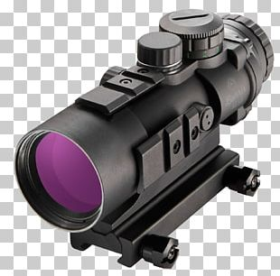 Red Dot Sight Telescopic Sight Optics Objective PNG