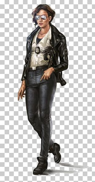 Shadowrun Character Role-playing Game Concept Art PNG