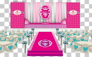 Wedding Stage PNG