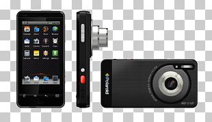 Android Polaroid Corporation Smart Camera Point-and-shoot Camera PNG