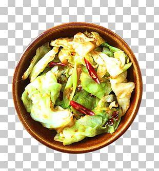 Vegetarian Cuisine Leaf Vegetable Side Dish PNG