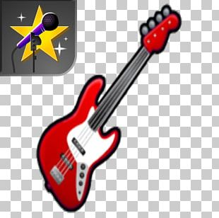 Bass Guitar Electronic Musical Instruments String Instruments PNG