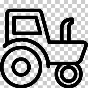 Computer Icons Tractor Agriculture Farm PNG