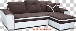 Couch Furniture Wing Chair Chaise Longue Bed PNG