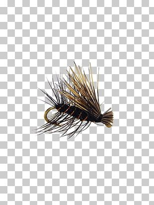 Midge Magic Elk Hair Caddis Artificial Fly PNG
