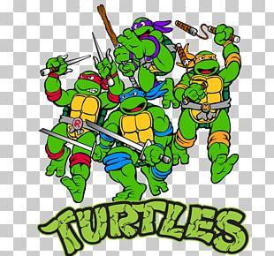 Michelangelo Leonardo Raphael Donatello Teenage Mutant Ninja Turtles PNG