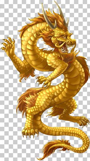 Chinese Dragon China Legendary Creature Chinese Mythology PNG