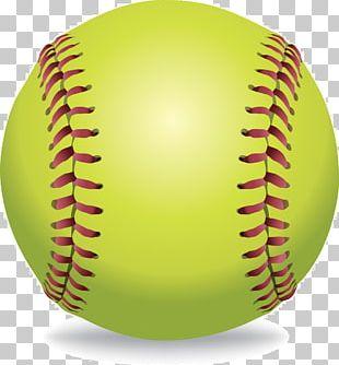 Softball Sport Baseball Tournament PNG