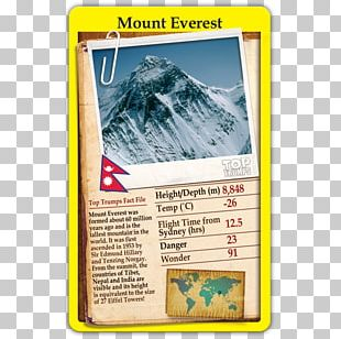 Top Trumps Card Game Wonders Of The World PNG