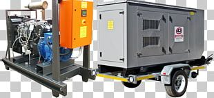 Machine Electric Generator Diesel Generator Electricity Solar Power PNG