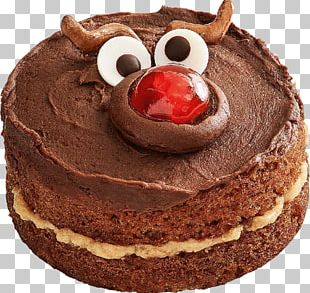 Chocolate Cake Black Forest Gateau Christmas Cake Coffee Mince Pie PNG
