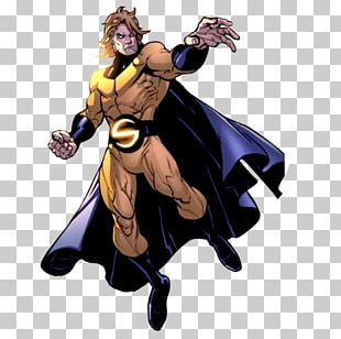 Superman Sentry Marvel Comics Superhero Avengers PNG