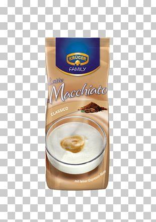 Cappuccino Caffè Macchiato Ipoh White Coffee Instant Coffee Latte Macchiato PNG
