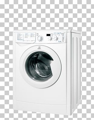 Clothes Dryer Washing Machines Combo Washer Dryer Indesit Co. Home Appliance PNG